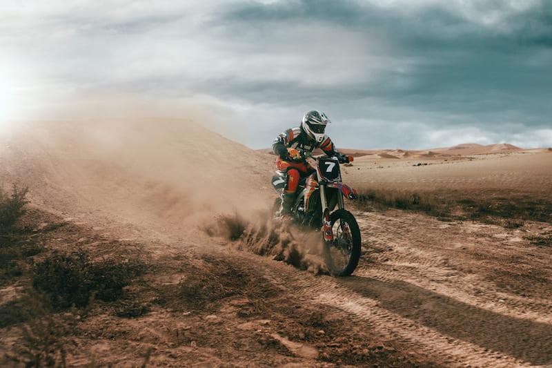 Motocross term dictionary