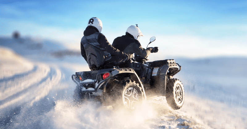 Winter Riding The Ultimate List Of Atv Trails Open All Year