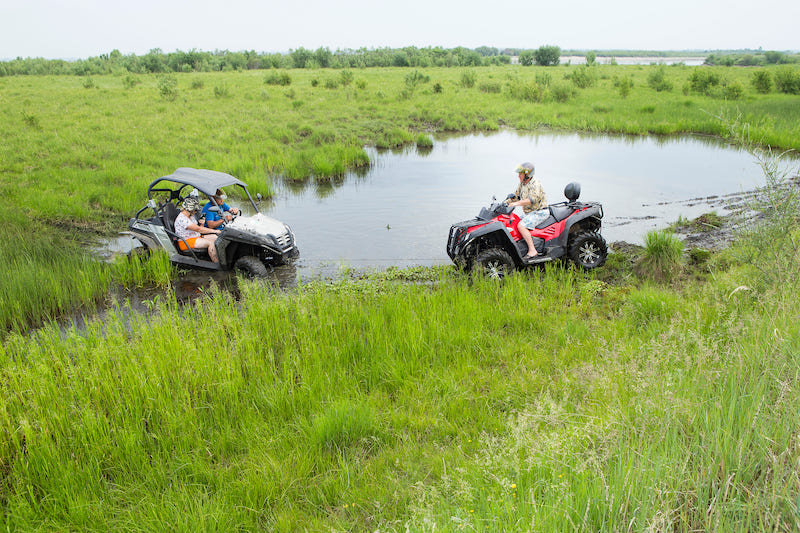 ATV Trails in the Southeast