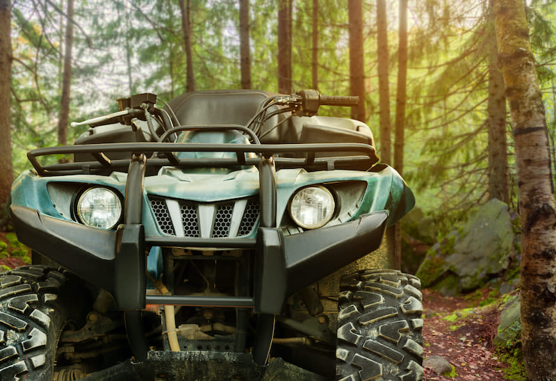 What is a utility atv?