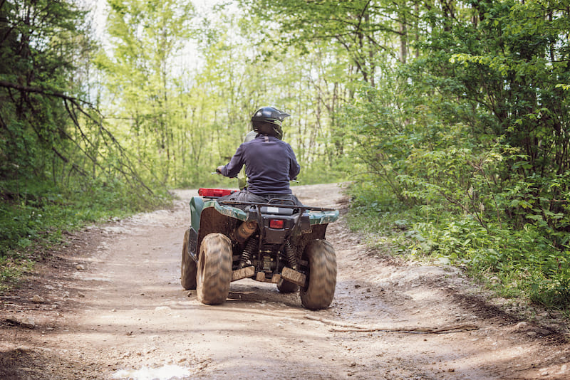 ATV Trails in the North East