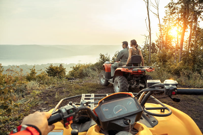 How to rent ATVs