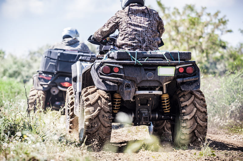 all about ATV rentals