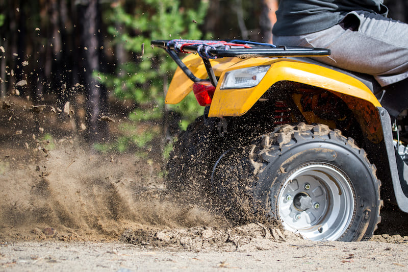 Buy used ATVs and Dirt Bikes online