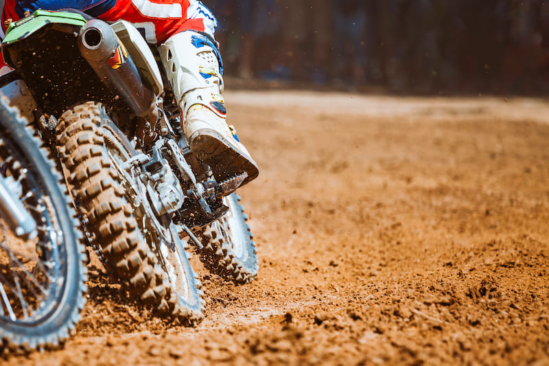 Dirt bike pros and cons