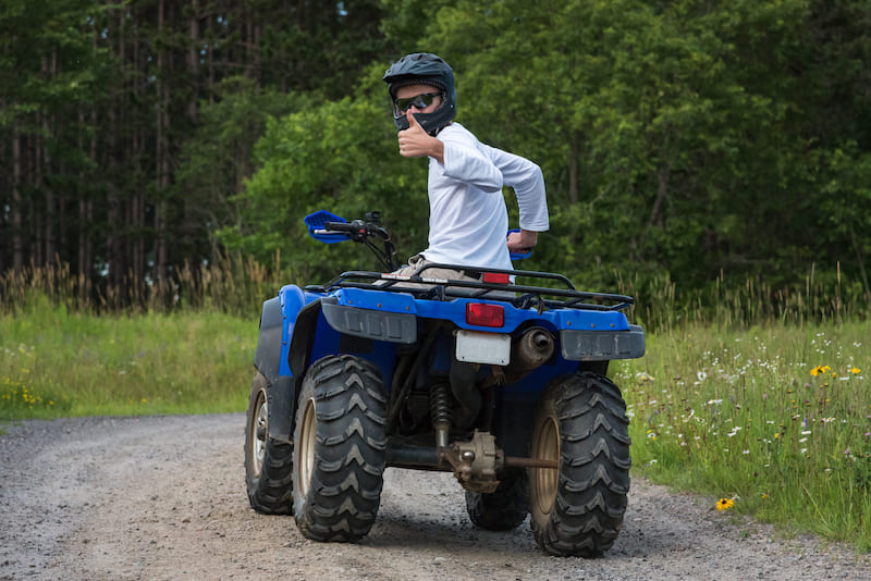 Sell an ATV yourself
