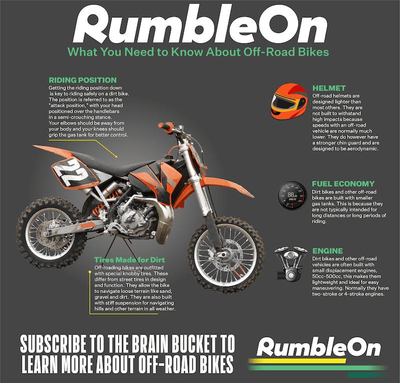 What is a dirt bike?