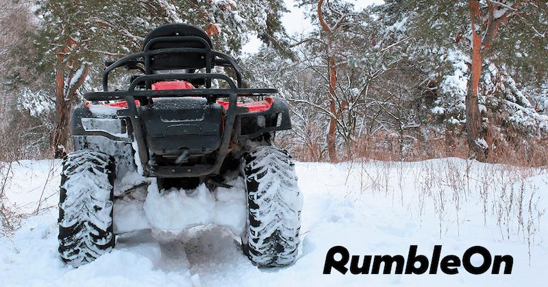 Winterize ATVs