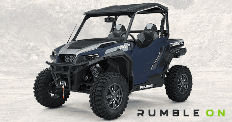Model Overview: 2016 Polaris General 1000 EPS Reviews and Specs