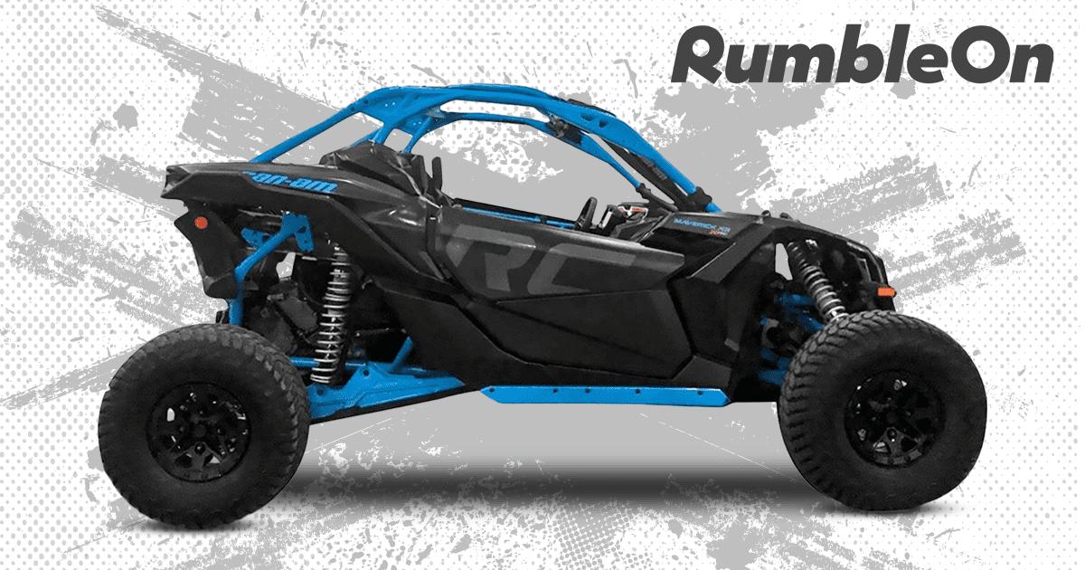 2018 Can-Am Maverick X3 X RC Turbo R