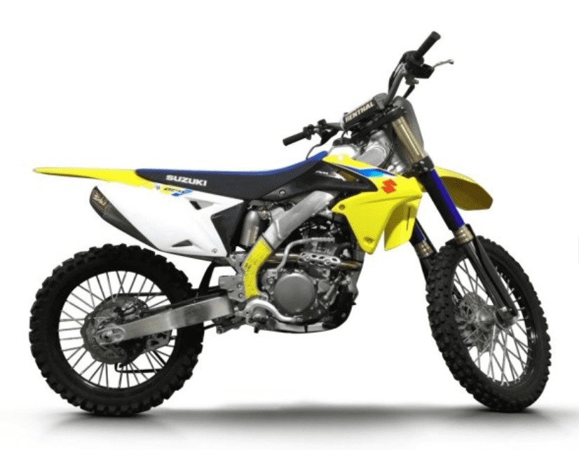 Review of the 2018 Suzuki RM-Z250L8
