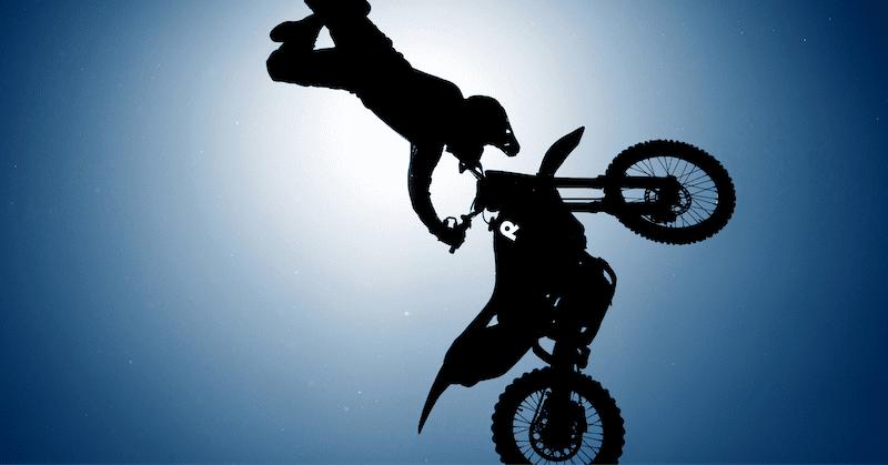 Craziest dirt bike tricks