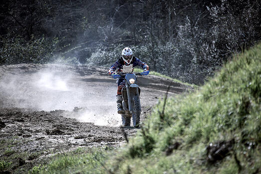 four stroke in mud