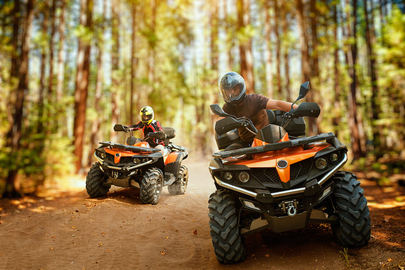 Which ATVs are the Best for Summer Riding Adventures? | Shutterstock