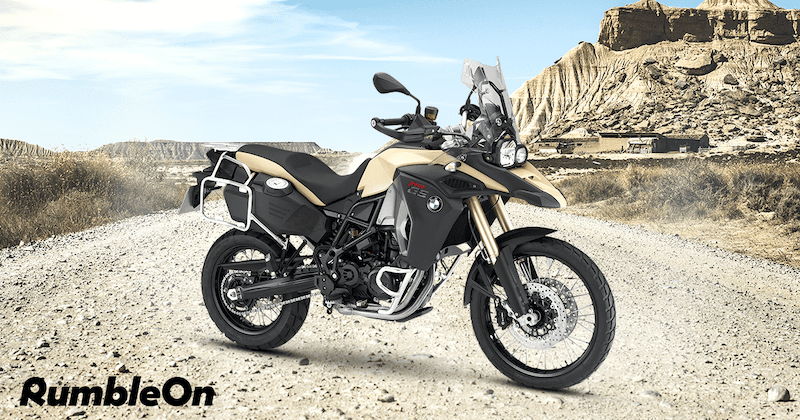 2016 BMW F800GS Adventure Reviews and Specs